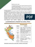 130060566 1 Diversidad Etnica y Linguistica en El Peru Lenguas Maternas e Identidad Cultural