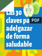 Guia 30 Claves Para Adelgazar