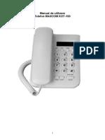 Telefon Maxcom KXT 100