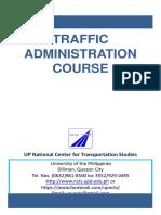 Upncts Training Program 2016
