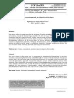 Dialnet-LaEpistemologiaEnLaInvestigacionUniversitaria-5487169