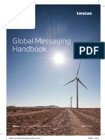 Company Broc Global Messaging Handbook Updated