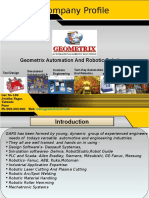 Geometrix Company Profile