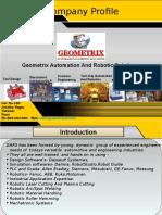 Geometrix Company Profile