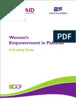 Women_s Empowerment-In Pakistan