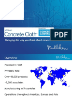 Concrete Cloth Seminar Report
