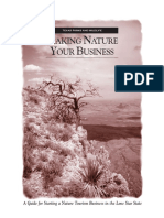 Making Nature Your Business