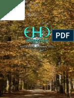 EHD magazine NÚMERO 18 - SEPTIEMBRE Y OCTUBRE 2016