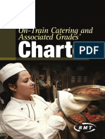 On-train Catering and Assoc Grades Charter Booklet
