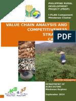 Cassava Value Chain Analysis