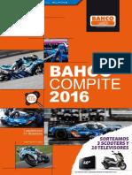 2016 Bahco Compite 2ª