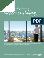 Info Data Green Buildings