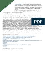 Nodos Dom Cap 5 Libros Web Docx