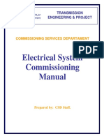 Commissioning Manual - Final