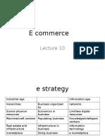 E Commerce Lecture 10