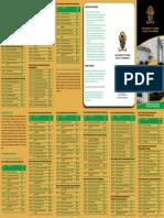 School of Engineering Brochure for Masters Programmes UNZA