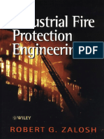Industrial Fire Protection Engineering - Robert G. Zalosh (Wiley, 2003)