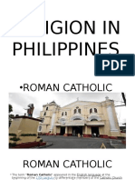 Religion in Philippines