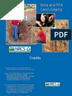 land judging cde revised 2012 - nrcs