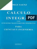 Calculo Integral-Jorge Saenz