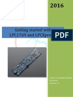 Getting started with LPCXpresso IDE