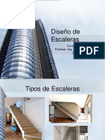 1.1 Diseño de Escaleras