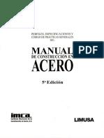 Manual de Construccion en Acero IMCA
