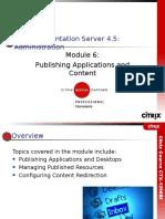 App Publish 4.5 CTX