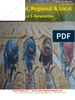 1st September,2016 Daily Global,Regional and Local Rice E-newsletter by Riceplus Magazine
