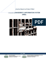 Project Id037 Eval Reprt Prisons Managment Informatino System