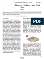 Heterogenous Networks Hetnets Using Small Cells