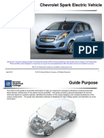 [CHEVROLET] Manual de Taller Chevrolet Spark EV