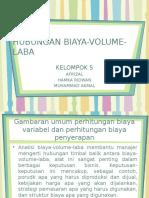 Hubungan Biaya Volume Laba 4