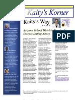 Kaity's Korner June 10