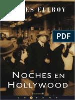 Noches en Hollywood - James Ellroy