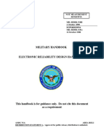 Mil-hdbk-338b Electronic Reliability Design Handbook