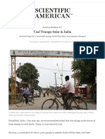 Coal Trumps Solar in India - Scientific American.pdf