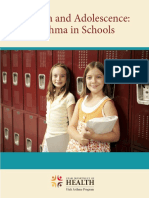 Asthma and Adolescence