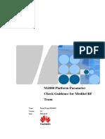 M2000 Platform Parameter Check_V1.0