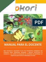 Kokori, Manual Docente.