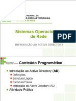 Windows 01 - Introducao Ao Active Directory