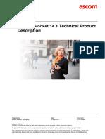 TEMS Pocket 14.1 Technical Product Description