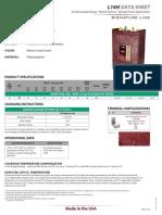 Catálogo Batería Trojan L16H-AC