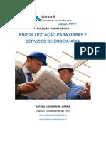 EBOOK LICITAÇÃO PARA OBRAS E SERVIÇOS DE ENGENHARIAção Para Obras e Serviços de Engenharia