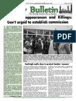 Friday Bulletin 696