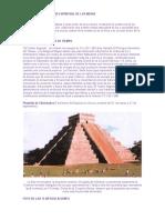 El Antiguo Calendario Espiritual de Los Mayas