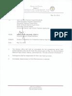 Division Orientation for Prospective Senior High School Teachers
