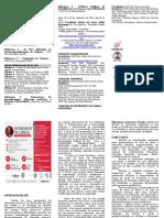Folder Do i Congresso Pan-Amazonico- Em Aberto