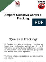 Amparo Colectivo Contra El Fracking
