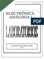 Laboratorios Analoga I 2016
